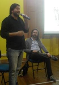 Leandro Maia e Luis Rubira